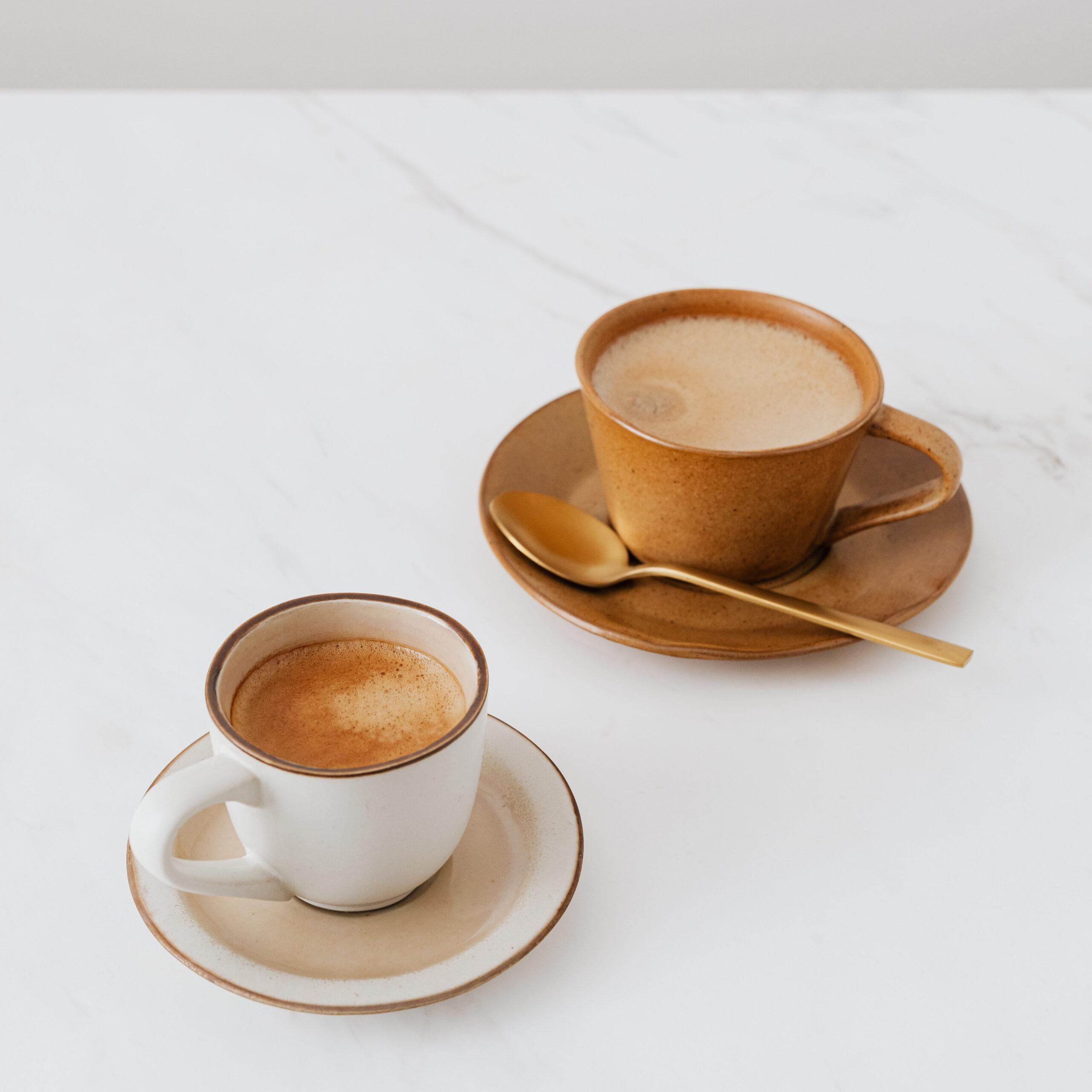Amber Rosa personal branding koffie