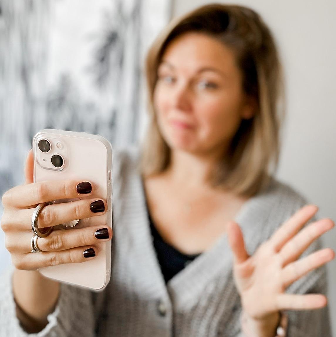 online zichtbaarheid strategiesessie instagram amber rosa personal brand